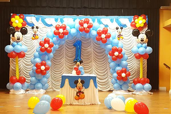 Balon Gate Dekorasi