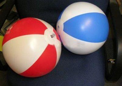 Balon Pantai Bulat (12)
