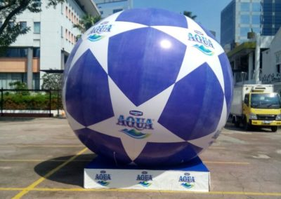 Balon Pantai Bulat (4)