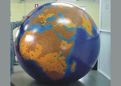 Balon Pantai Bulat (7)