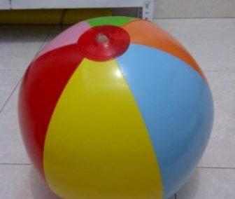 Balon Pantai Bulat (9)