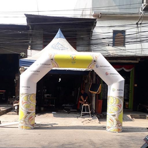 Jual Balon Gate dan Sewa Balon Gate Jakarta