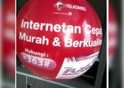 Jual Balon Koin Murah Telkomsel