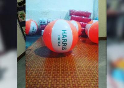 Jual Balon Pantai Bulat Harris Hotels