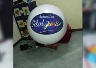 Jual Balon Pantai Bulat Indonesian Idol Junior